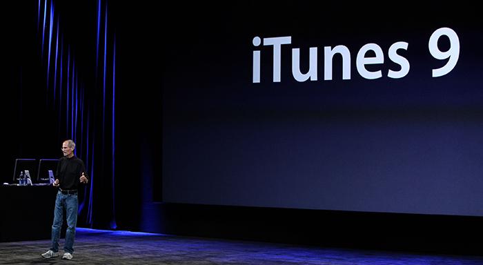 乔布斯苹果PPT演讲