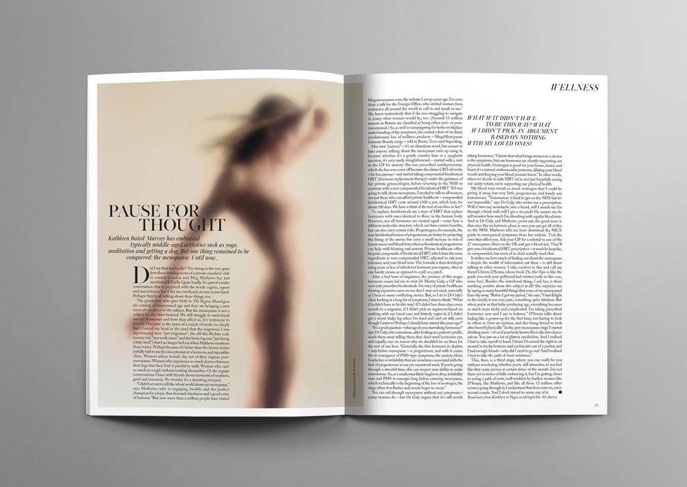 巴黎欧莱雅画册设计