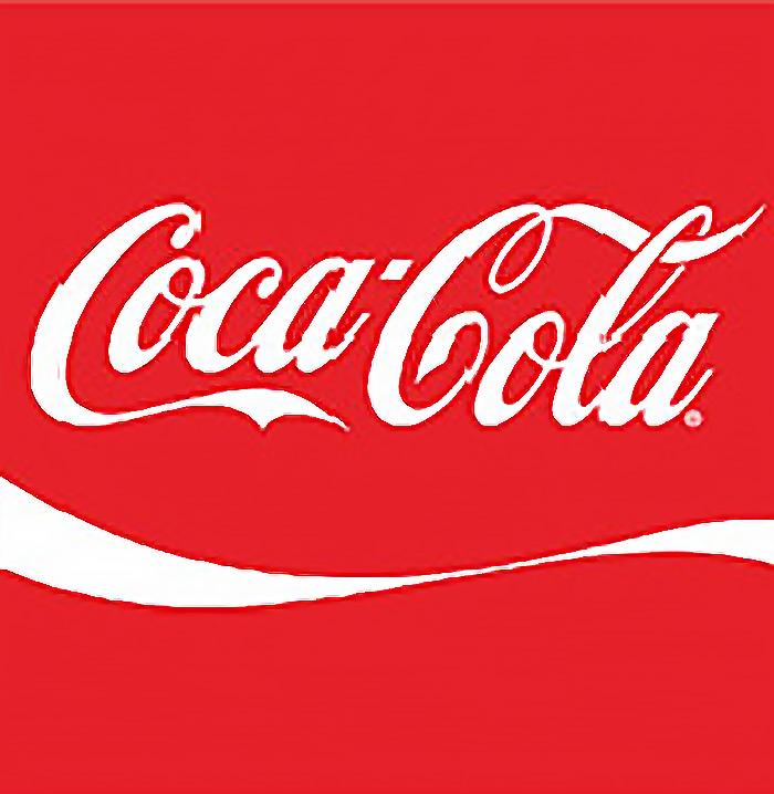 意大利可口可乐创意飘带设计