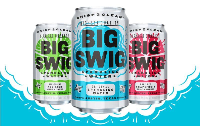 Big Swig气泡水