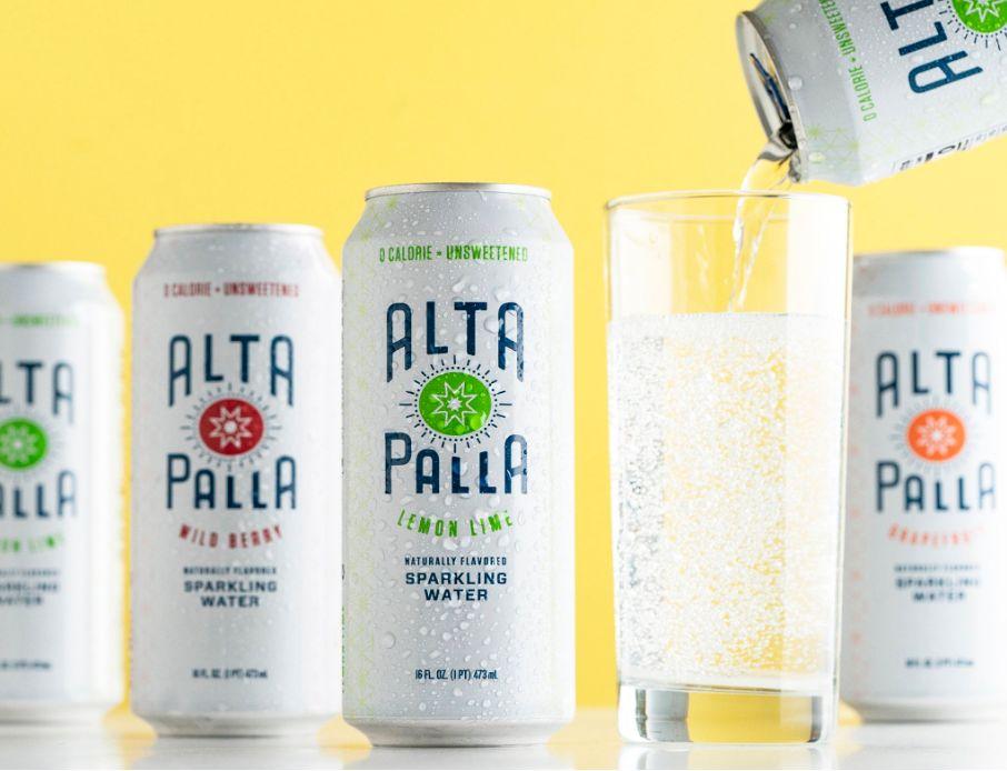 Alta Palla气泡水