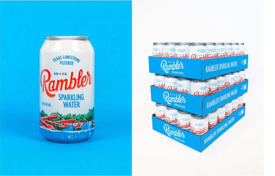 Rambler Sparkling Water气泡水
