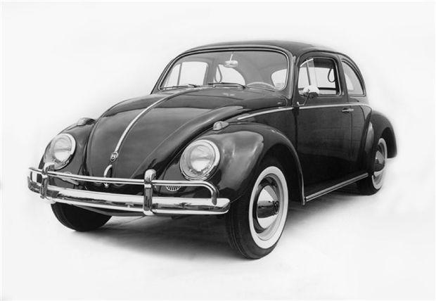 甲壳虫汽车82年岁月