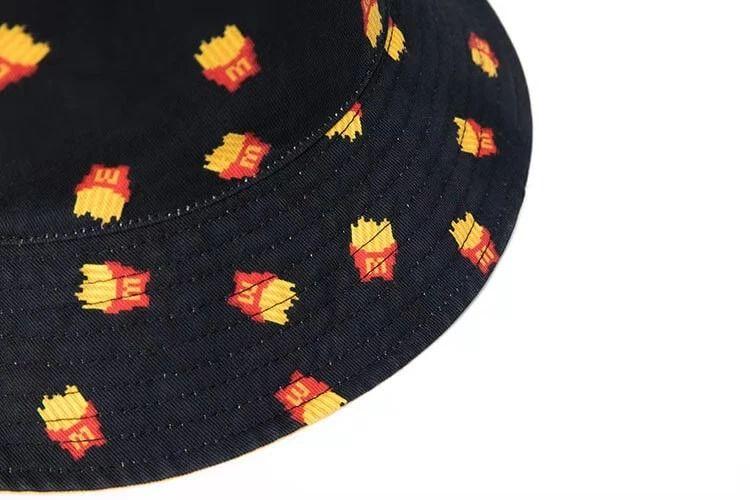 麦丹劳薯条渔夫帽