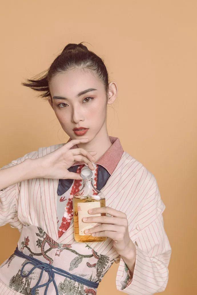 喜茶中国风海报