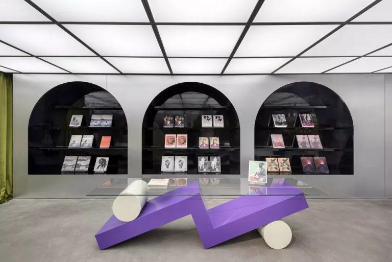 Harbook书店设计