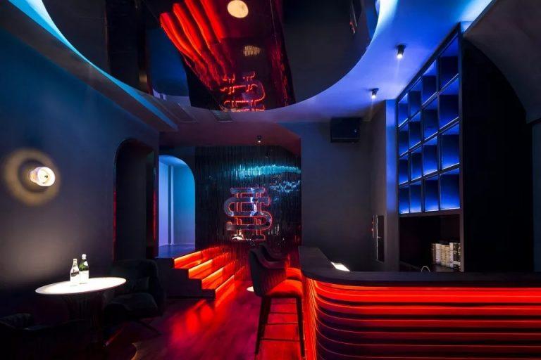 杭州噪音银行酒吧