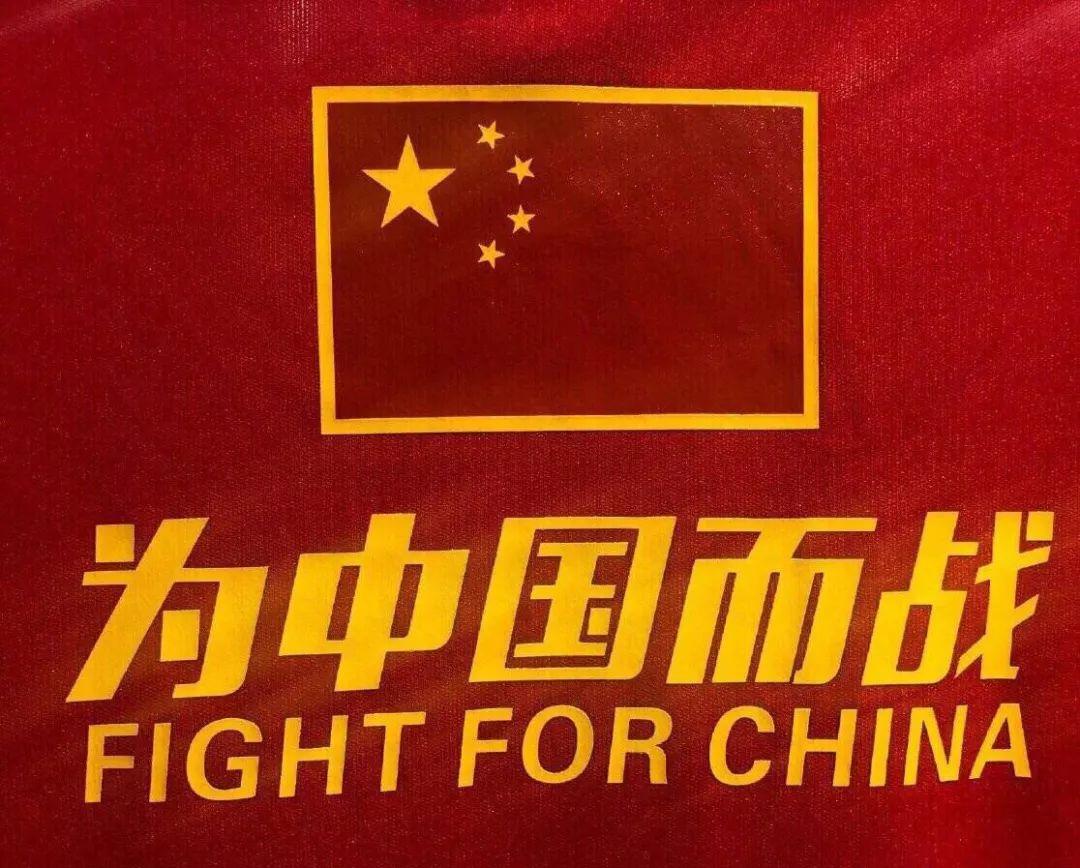 为中国而战
