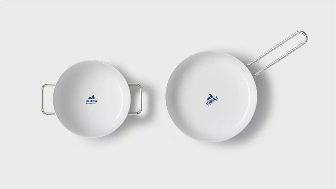 原粹食堂瓷碗设计