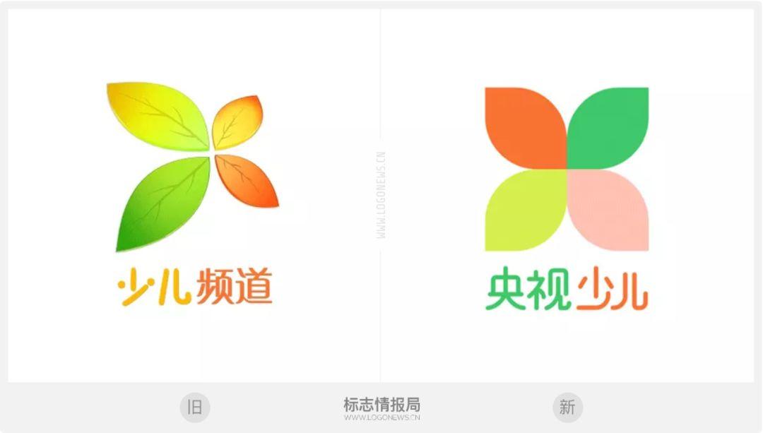 央视少儿频道logo升级