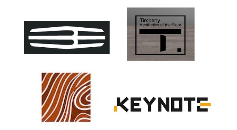 地板logo设计