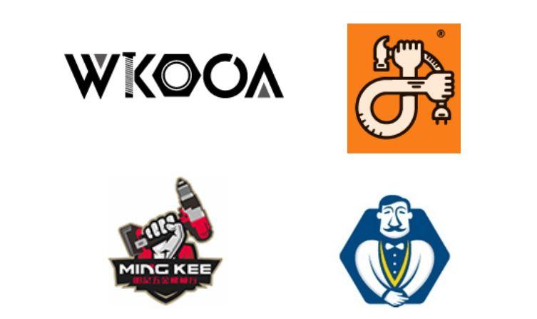 五金logo设计