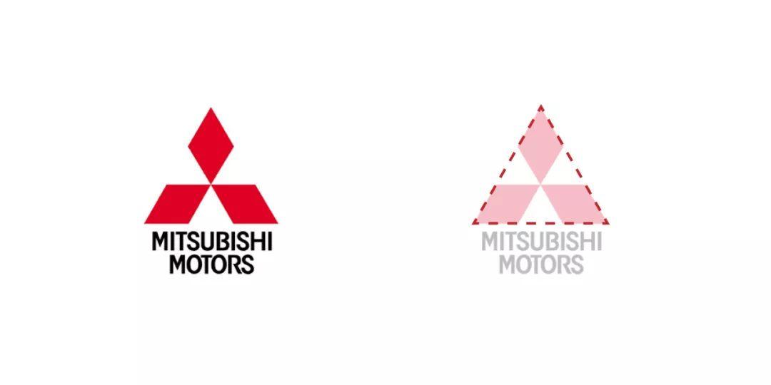 三菱logo设计