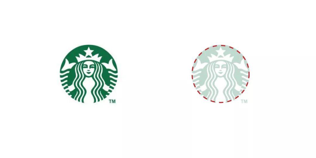 星巴克logo设计