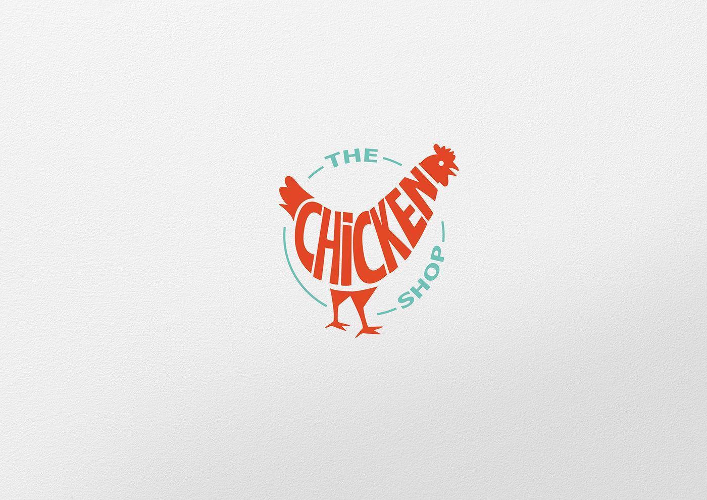 专业logo设计_这家专注卖鸡的店logo很新鲜