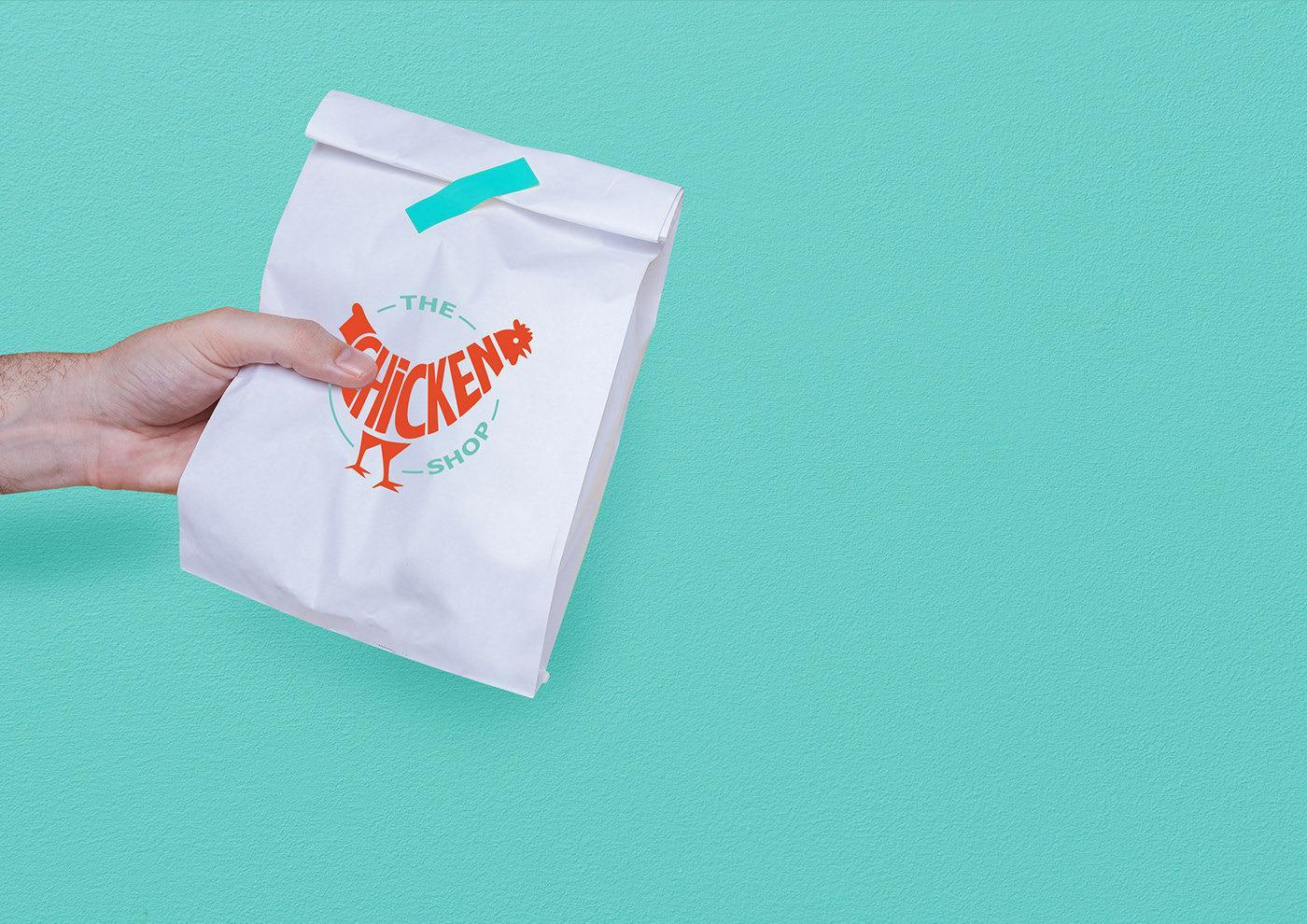 专业logo设计_品牌鸡包装袋设计
