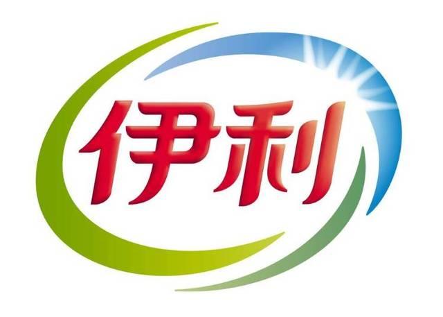 伊利logo