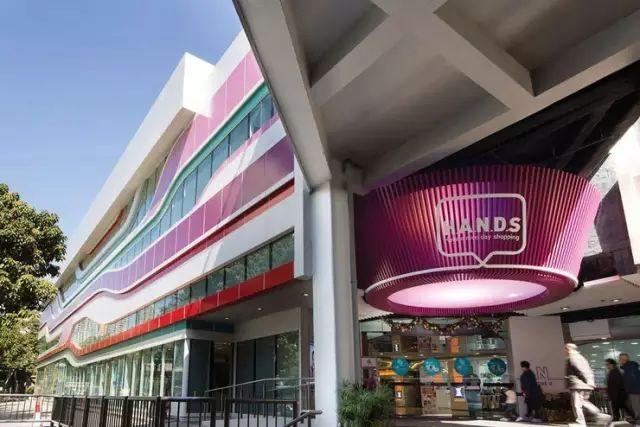 百货商场VI设计案例四_杭州vi设计的公司
