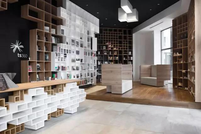 世界知名的创意空间设计哪个吸引你眼球