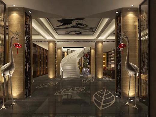 酒店宾馆空间设计的前期规划很重要