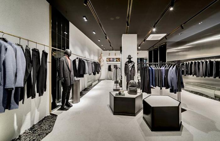 品牌男装专卖店设计别忽略了这七大要点
