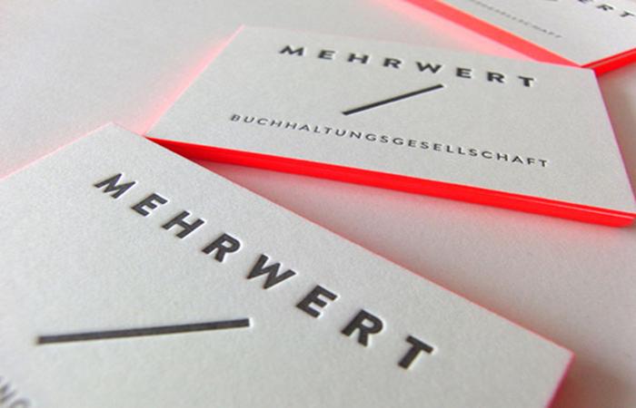 企业名片logo设计中视觉元素的用法
