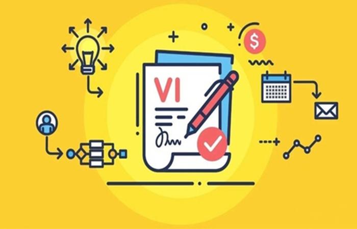 企业VI设计策划的六个流程_杭州VI设计公司