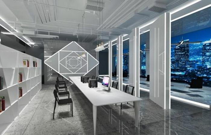 办公室空间设计的三大要素分析_杭州空间设计公司