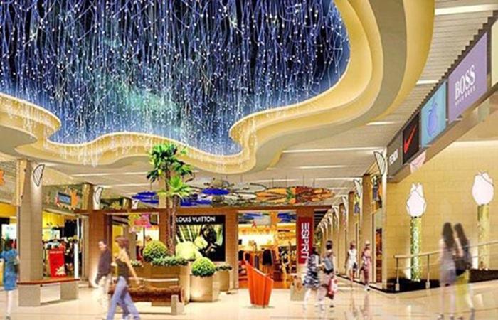 商业空间设计如何运用色彩给人极致体验_杭州空间设计公司