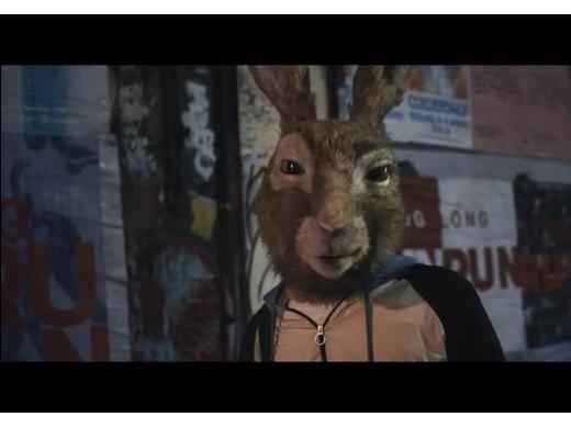 英国宜家广告:玩命爆肝刷夜,人类赶不上这只兔